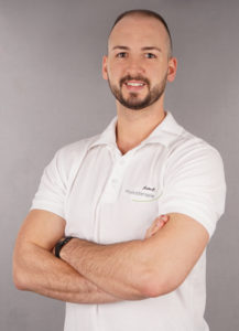dmt. Physiotherapie Rheinbach - Physiotherapeut Dominik Vogt