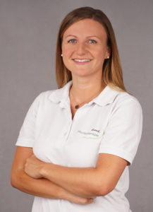 dmt. Physiotherapie Rheinbach - Physiotherapeutin Vanessa Curth-Bürger